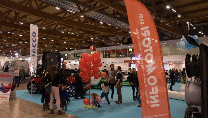 Infomotori.com firma Electric Space a Mondo Motori Show di Vicenza 2018 - Foto 23 di 36
