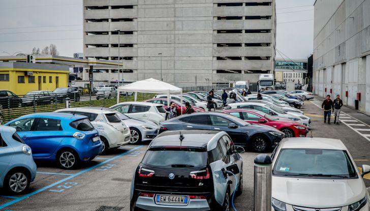 Infomotori.com firma Electric Space a Mondo Motori Show di Vicenza 2018 - Foto 28 di 36
