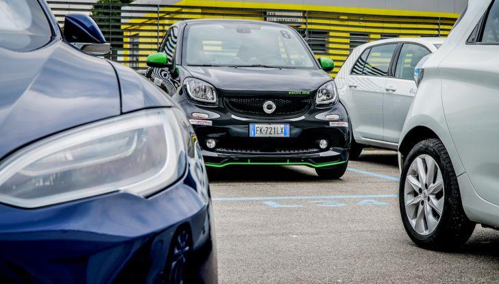 Infomotori.com firma Electric Space a Mondo Motori Show di Vicenza 2018 - Foto 7 di 36