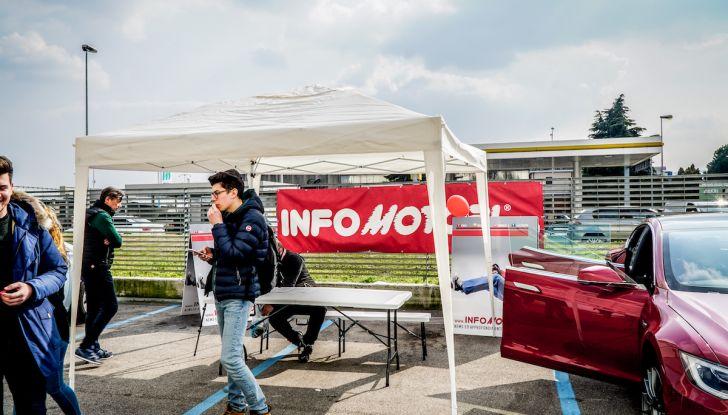 Infomotori.com firma Electric Space a Mondo Motori Show di Vicenza 2018 - Foto 33 di 36