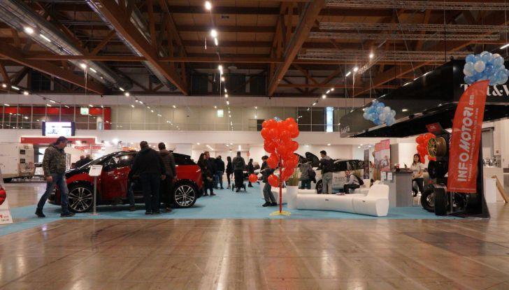 Infomotori.com firma Electric Space a Mondo Motori Show di Vicenza 2018 - Foto 34 di 36