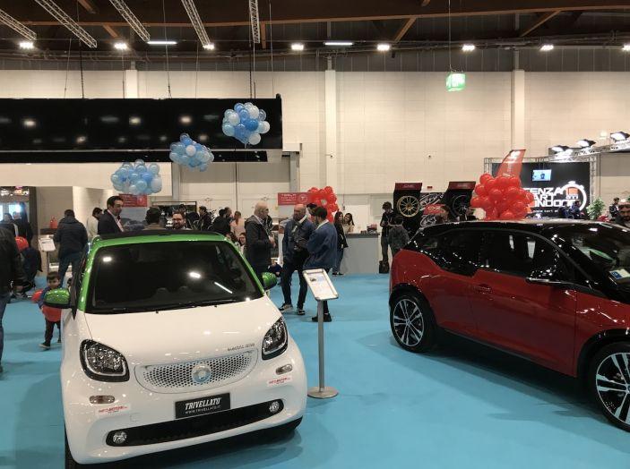 Infomotori.com firma Electric Space a Mondo Motori Show di Vicenza 2018 - Foto 35 di 36