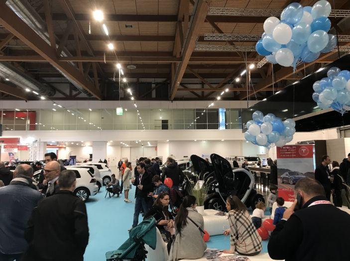 Infomotori.com firma Electric Space a Mondo Motori Show di Vicenza 2018 - Foto 36 di 36
