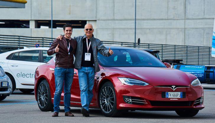 Infomotori.com firma Electric Space a Mondo Motori Show di Vicenza 2018 - Foto 5 di 36