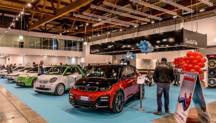 Infomotori.com firma Electric Space a Mondo Motori Show di Vicenza 2018 - Foto 1 di 36