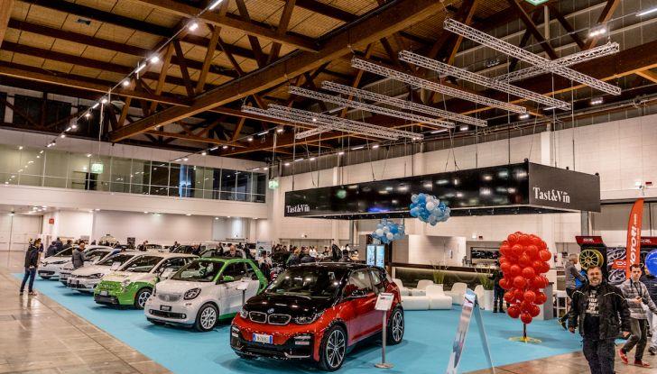 Infomotori.com firma Electric Space a Mondo Motori Show di Vicenza 2018 - Foto 11 di 36