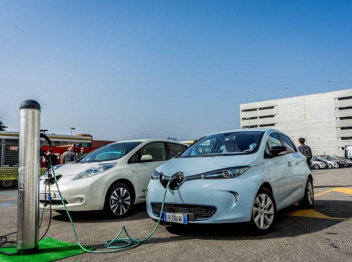 Infomotori.com firma Electric Space a Mondo Motori Show di Vicenza 2018 - Foto 15 di 36