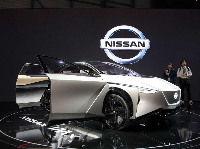 Le novità Nissan al Salone di Ginevra 2018 - Foto 1 di 21