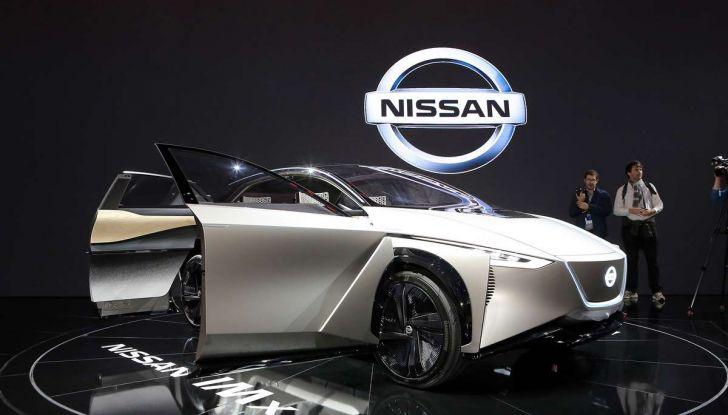 Nissan IMx Kuro - Foto 1 di 21