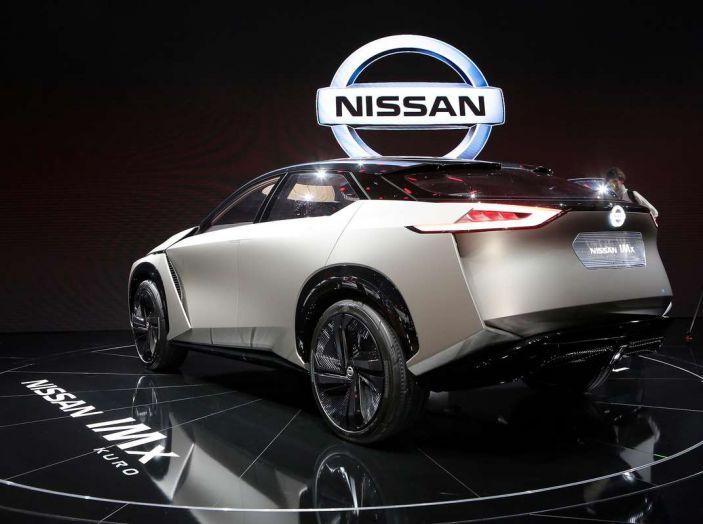Le novità Nissan al Salone di Ginevra 2018 - Foto 10 di 21