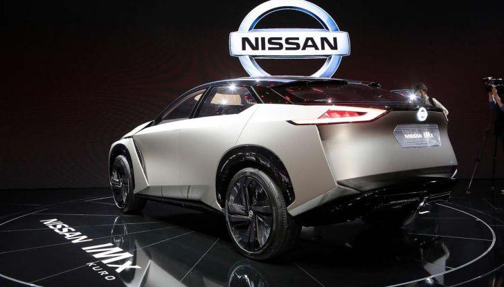 Nissan IMx Kuro - Foto 10 di 21