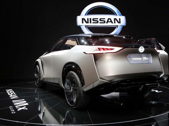 Le novità Nissan al Salone di Ginevra 2018 - Foto 11 di 21