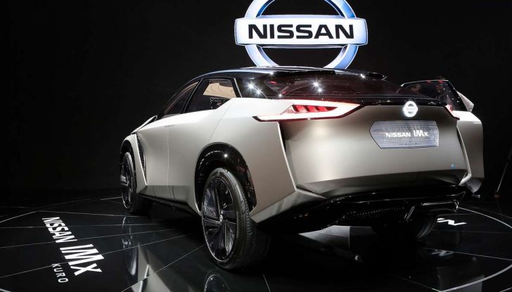 Nissan IMx Kuro - Foto 11 di 21