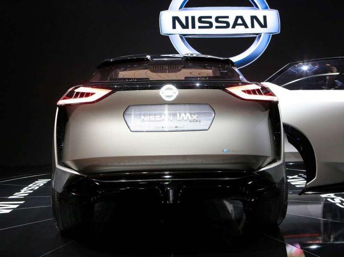 Le novità Nissan al Salone di Ginevra 2018 - Foto 12 di 21