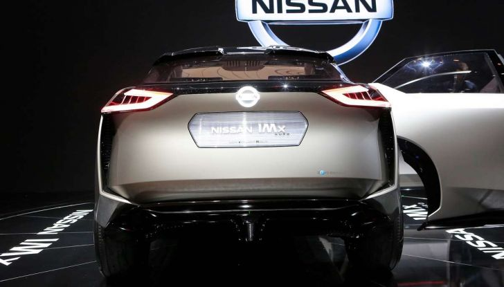 Nissan IMx Kuro - Foto 12 di 21