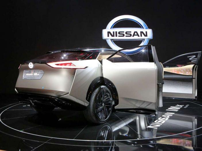 Le novità Nissan al Salone di Ginevra 2018 - Foto 13 di 21