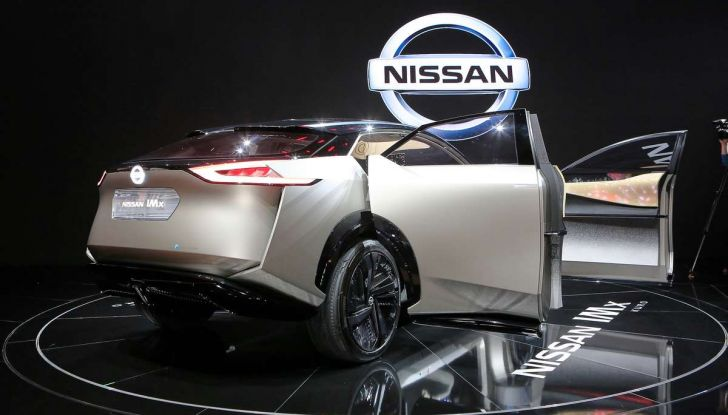 Nissan IMx Kuro - Foto 13 di 21
