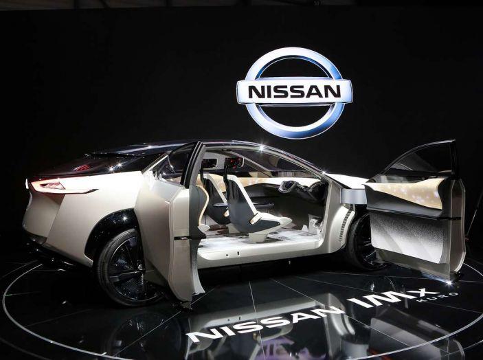 Le novità Nissan al Salone di Ginevra 2018 - Foto 14 di 21