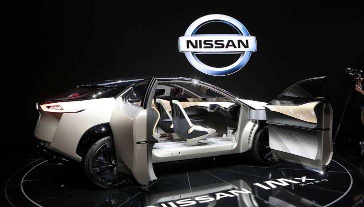 Nissan IMx Kuro - Foto 14 di 21
