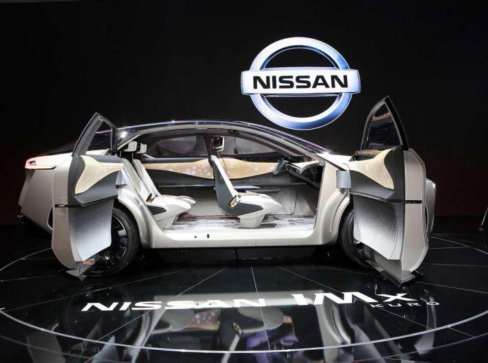 Le novità Nissan al Salone di Ginevra 2018 - Foto 15 di 21