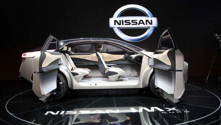 Nissan IMx Kuro - Foto 15 di 21