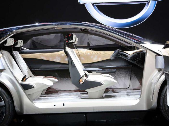 Le novità Nissan al Salone di Ginevra 2018 - Foto 16 di 21