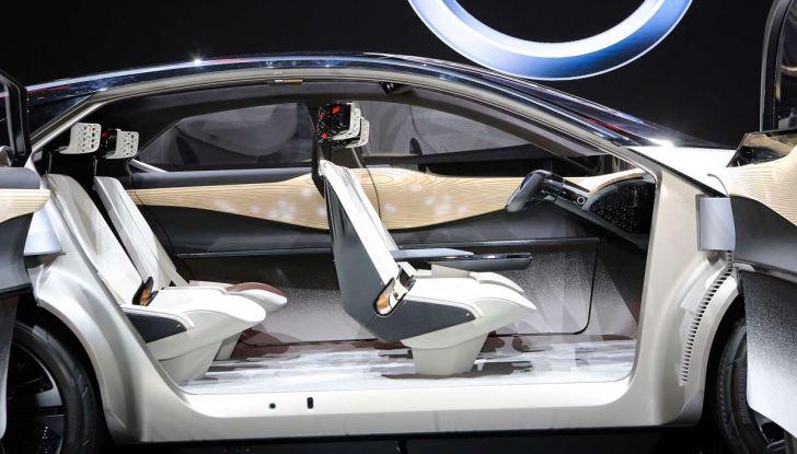 Nissan IMx Kuro - Foto 16 di 21