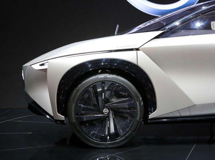 Le novità Nissan al Salone di Ginevra 2018 - Foto 17 di 21
