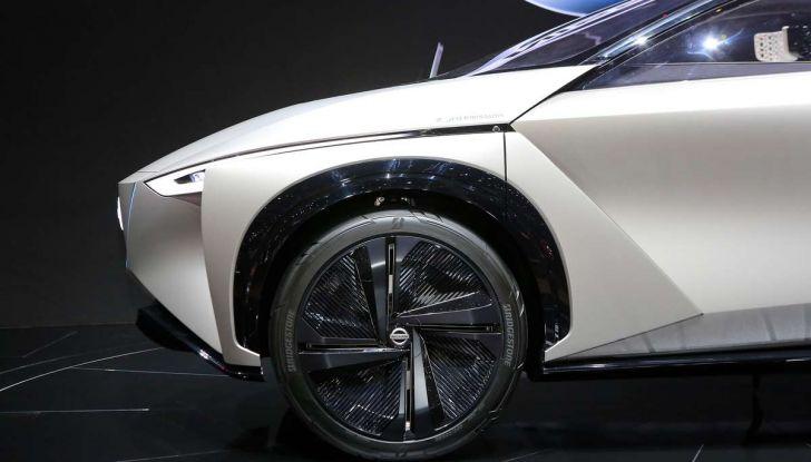 Nissan IMx Kuro - Foto 17 di 21