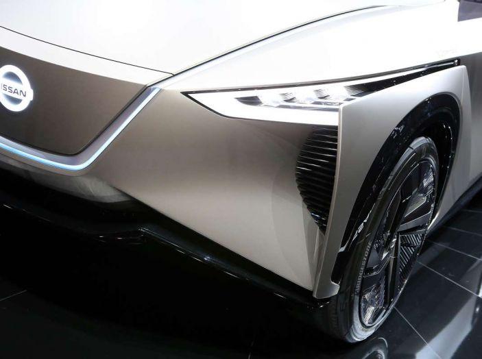 Le novità Nissan al Salone di Ginevra 2018 - Foto 18 di 21