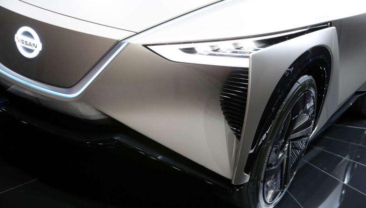 Nissan IMx Kuro - Foto 18 di 21