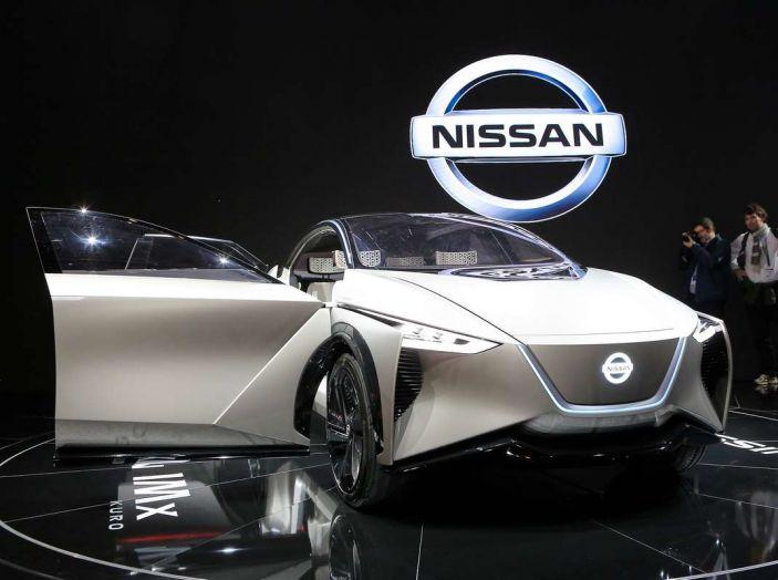 Le novità Nissan al Salone di Ginevra 2018 - Foto 2 di 21