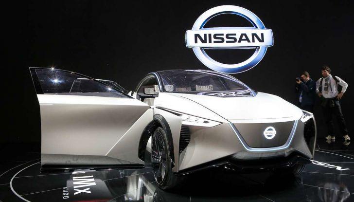 Nissan IMx Kuro - Foto 2 di 21