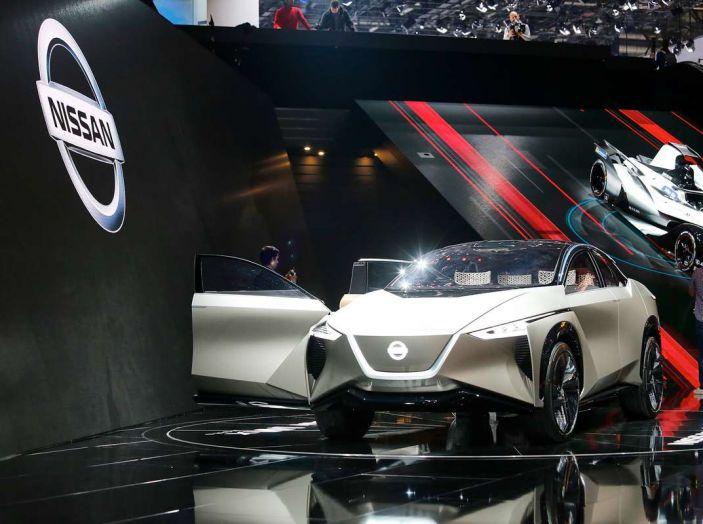 Le novità Nissan al Salone di Ginevra 2018 - Foto 21 di 21