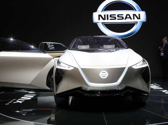 Le novità Nissan al Salone di Ginevra 2018 - Foto 3 di 21