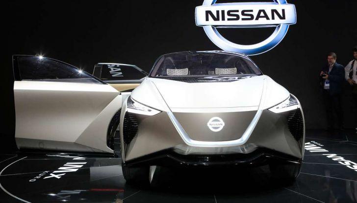 Nissan IMx Kuro - Foto 3 di 21
