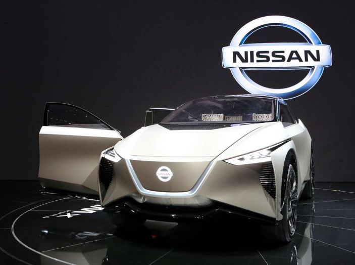 Le novità Nissan al Salone di Ginevra 2018 - Foto 4 di 21