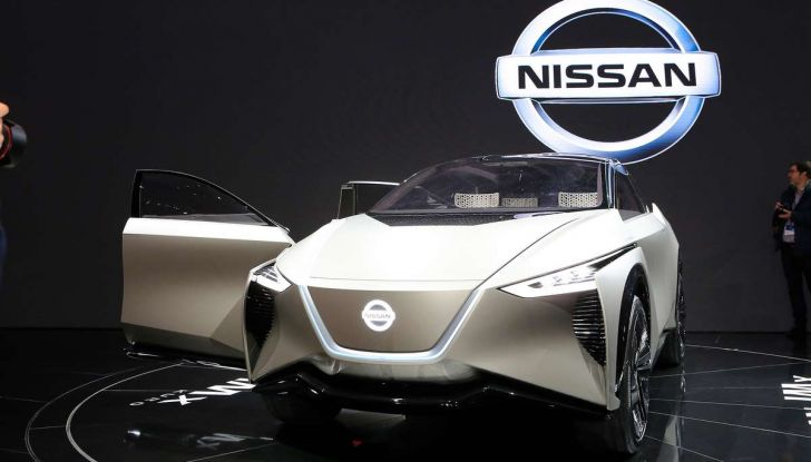 Nissan IMx Kuro - Foto 4 di 21