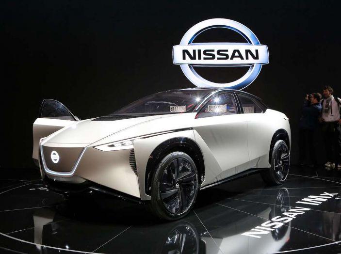 Le novità Nissan al Salone di Ginevra 2018 - Foto 5 di 21