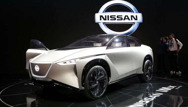 Nissan IMx Kuro - Foto 5 di 21