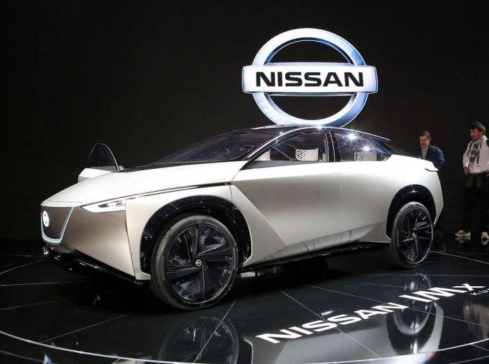 Le novità Nissan al Salone di Ginevra 2018 - Foto 6 di 21