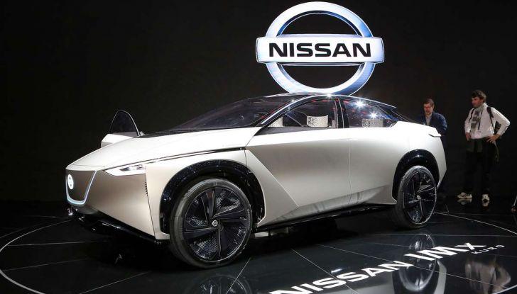 Nissan IMx Kuro - Foto 6 di 21