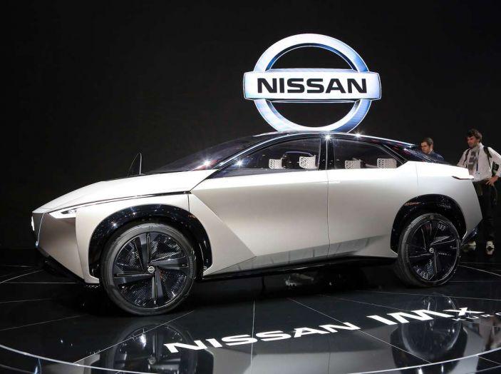 Le novità Nissan al Salone di Ginevra 2018 - Foto 7 di 21