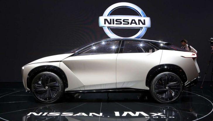 Nissan IMx Kuro - Foto 8 di 21