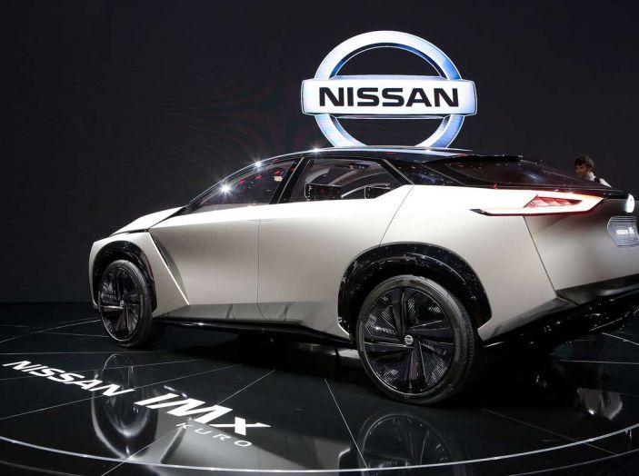 Le novità Nissan al Salone di Ginevra 2018 - Foto 9 di 21