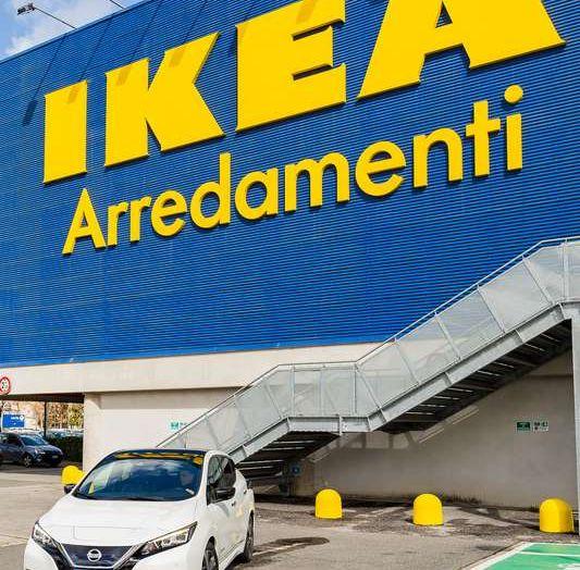 Nissan e IKEA promuovono la mobilità elettrica in Italia - Foto 2 di 12