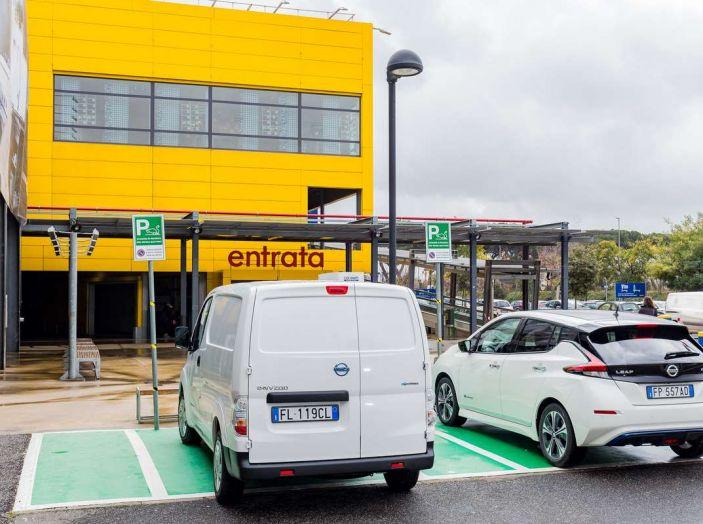 Nissan e IKEA promuovono la mobilità elettrica in Italia - Foto 11 di 12