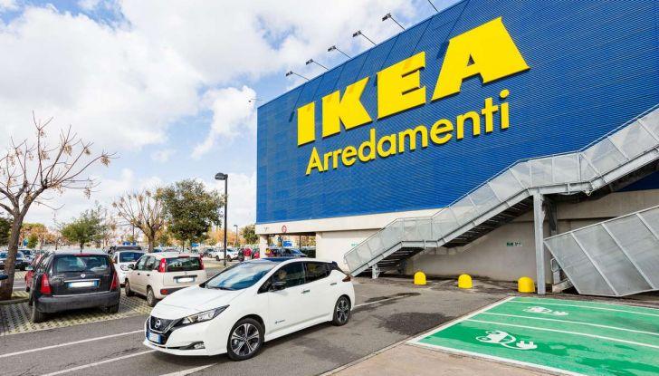 Nissan e IKEA promuovono la mobilità elettrica in Italia - Foto 3 di 12