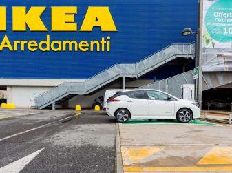 Nissan e IKEA promuovono la mobilità elettrica in Italia