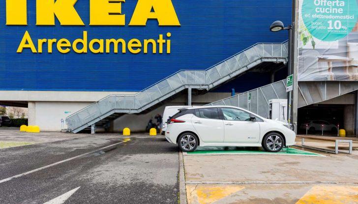 Nissan e IKEA promuovono la mobilità elettrica in Italia - Foto 6 di 12